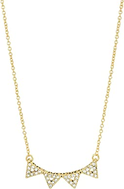 House of Harlow 1960 - Alps Pave Necklace