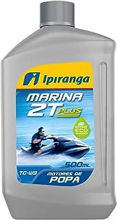 Óleo Motores Popa 2t Ipiranga Tcw3 Marina 500ml