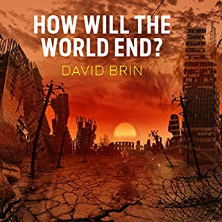 How Will the World End? audiobook cover art