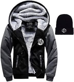 Sikedi Coat for Women Fleece Jacket Sherpa Lined Zip Up Hoodies Thermal Sweatshirt