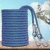 Cuerda De Seguridad Cuerda De Escalada Profesional De Alta Resistencia para...