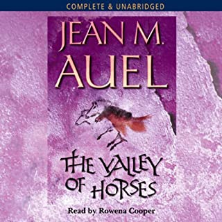 The Valley of Horses cover art