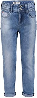 Lee Cooper Girl's Slim fit Jeans (LCGB 407_M.Stone_11-12Yrs)