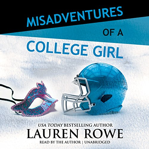 Page de couverture de Misadventures of a College Girl