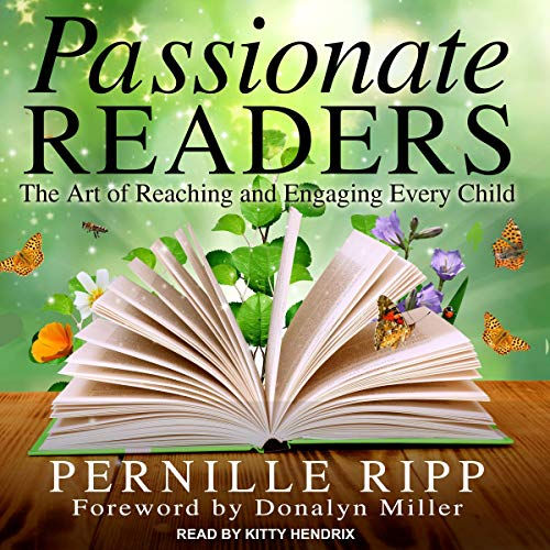 Passionate Readers audiobook cover art