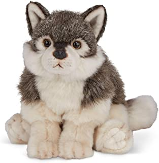 Best large wolf soft toy Reviews