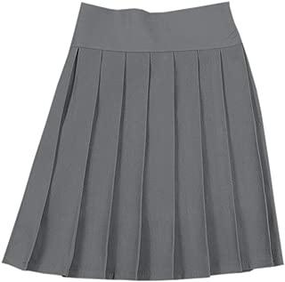 NAWONGSKY Women's Pleated Skirt