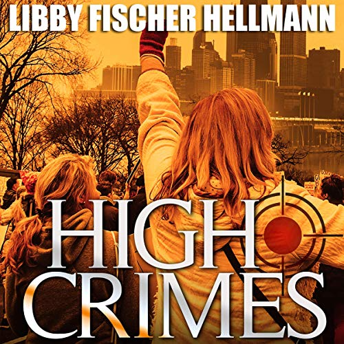 High Crimes: A Georgia Davis Novel of Suspense audiobook cover art