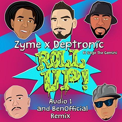 Zyme, Deptronic, Audio 1 & Ben Official
