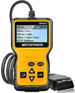 Motor Scanner Diagnóstico Carro Leitor Código Scanner Obd Ob