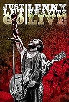 ジャスト・レット・ゴー~レニー・クラヴィッツ・ライヴ (BD Tシャツ付きBOX)(初回生産限定盤)(Blu-ray Disc)
