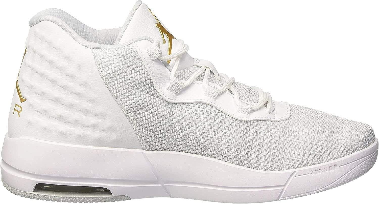 Nike Jordan Academy, Espadrilles de Basket-Ball Homme : Amazon.fr ...