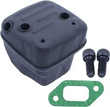 Haishine Muffler Kit Fit 357XP 359 355 EPA Husqvarna Jonsered 2159,CS 2156,CS2159 Exhaust