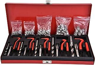 Kit de ferramentas de reparo de fio, kit de reparo de fio em material de aço inoxidável para uso comercial para uso doméstico