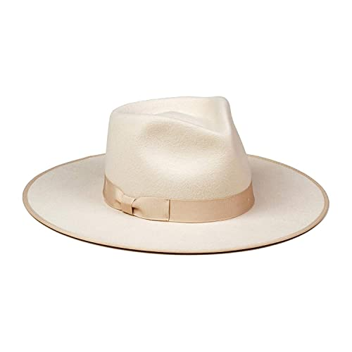 71ca77cb642ffd Lack of Color Women's Ivory Rancher Hat