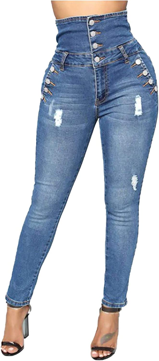 Euone_Clothes Pants National uniform free shipping for Women Casual Fashion Se Fix Jeans Louisville-Jefferson County Mall