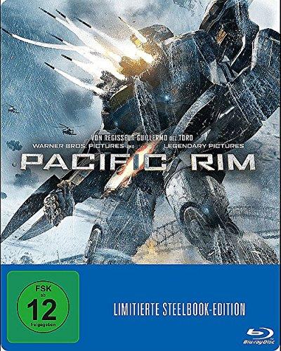 Pacific Rim - Limited Edition Steelbook