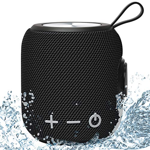 Portable Bluetooth Speaker,SANAG Bluetooth 5.0 Dual Pairing Loud Wireless Mini Speaker, 360 Surround...