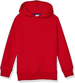 Amazon Essentials Boy's Pullover Hoodie Sweatshirt