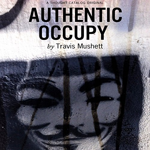 Authentic Occupy audiobook cover art