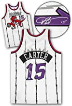 Autographed Vince Carter Jersey - Mitchell & Ness Retro - Autographed NBA Jerseys