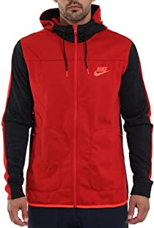 Men's Advance 15 Sportswear Full-Zip Hoodie