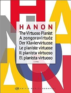 The Virtuoso Pianist 60 Exercises