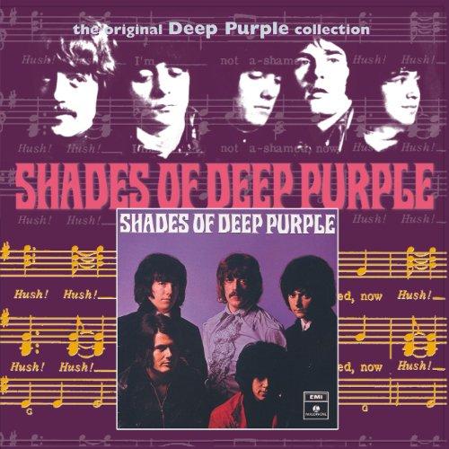 Shades of Deep Purple (Stereo) [Vinyl LP]
