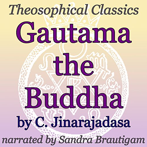 Gautama the Buddha audiobook cover art