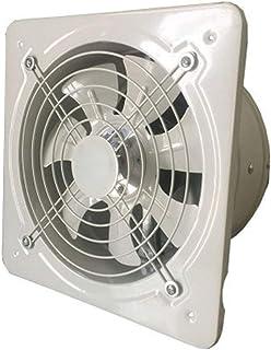 VEVOR Ventilador Axial 16 Pulgadas AXIAL Ventilador Industrial Extractor Motor de Cuatro Polos de Cobre Puro de 1420 rpm de 190W