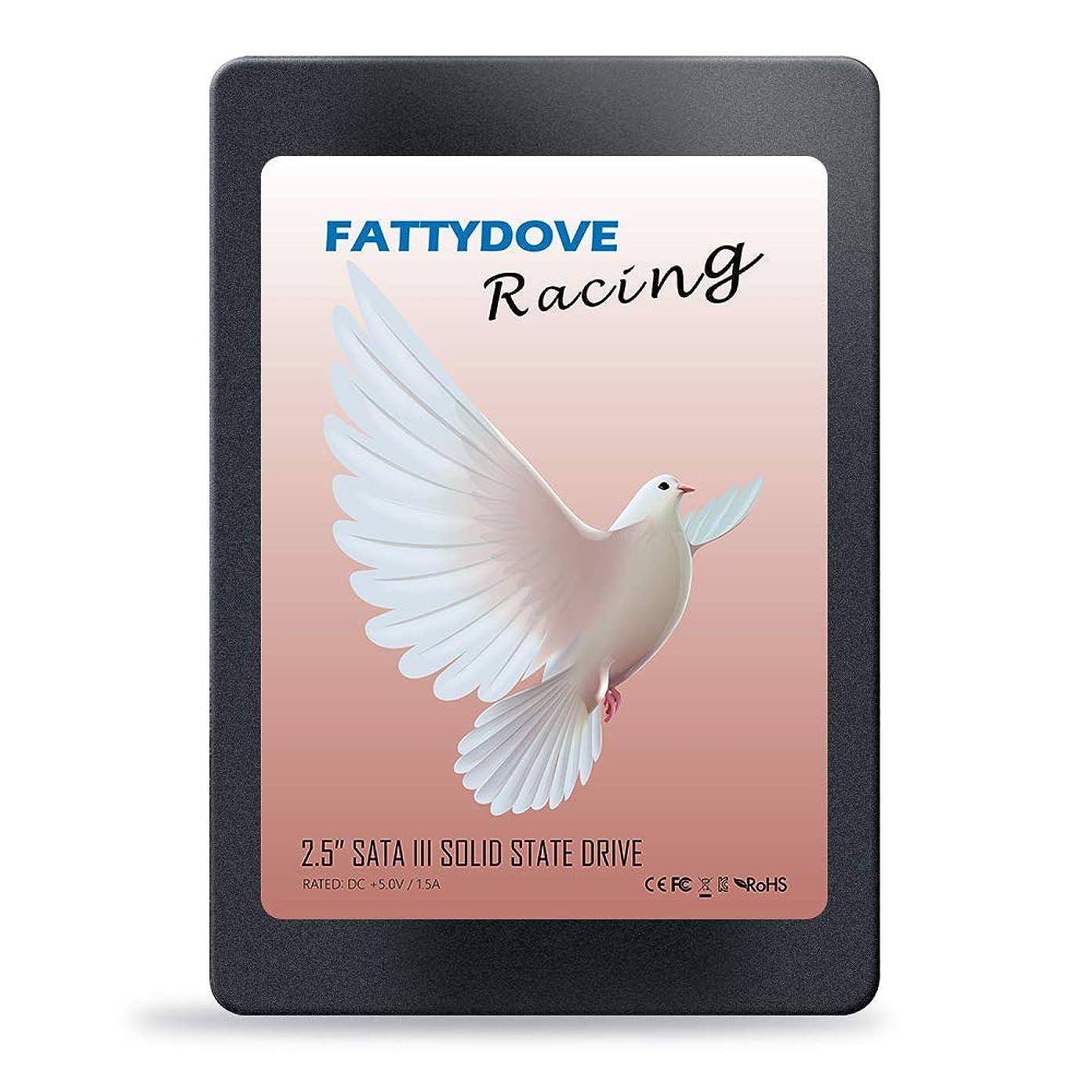 奨励しますランプブランド名FATTYDOVE ノードパソコン専用2.5インチ内蔵SSD 120GB SATA?3.0インタフェース (SSD-120GB)