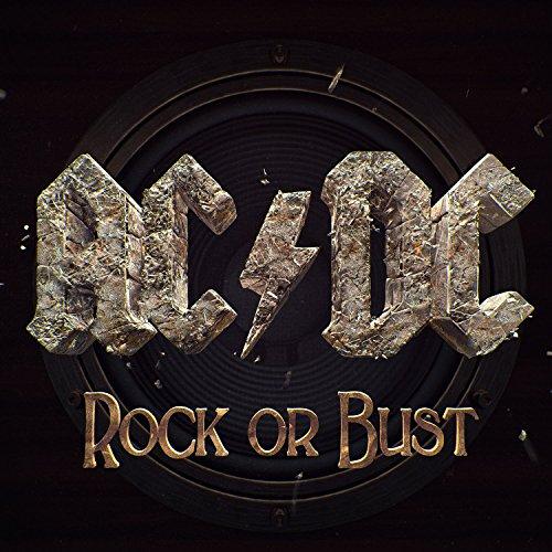 AC/DC: Rock Or Bust (Audio CD (Standard Version))