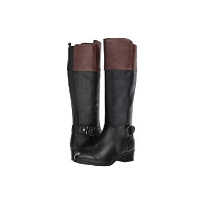 Unisa Treyza (Black/Tan) Women