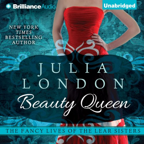 Beauty Queen audiobook cover art
