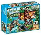 Playmobil - 5557 - Cabane des aventuriers dans les arbres