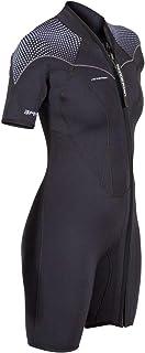 Henderson Women`s 3mm Thermoprene Pro Front Zip Shorty Wetsuit