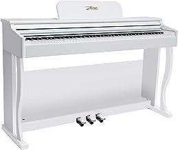 ZHRUNS Digital Piano,88 Heavy Hammer Piano Keys with Touch R