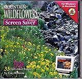 Mountain Wildflowers: Screen Saver & Wallpaper [ Windows & Mac ]