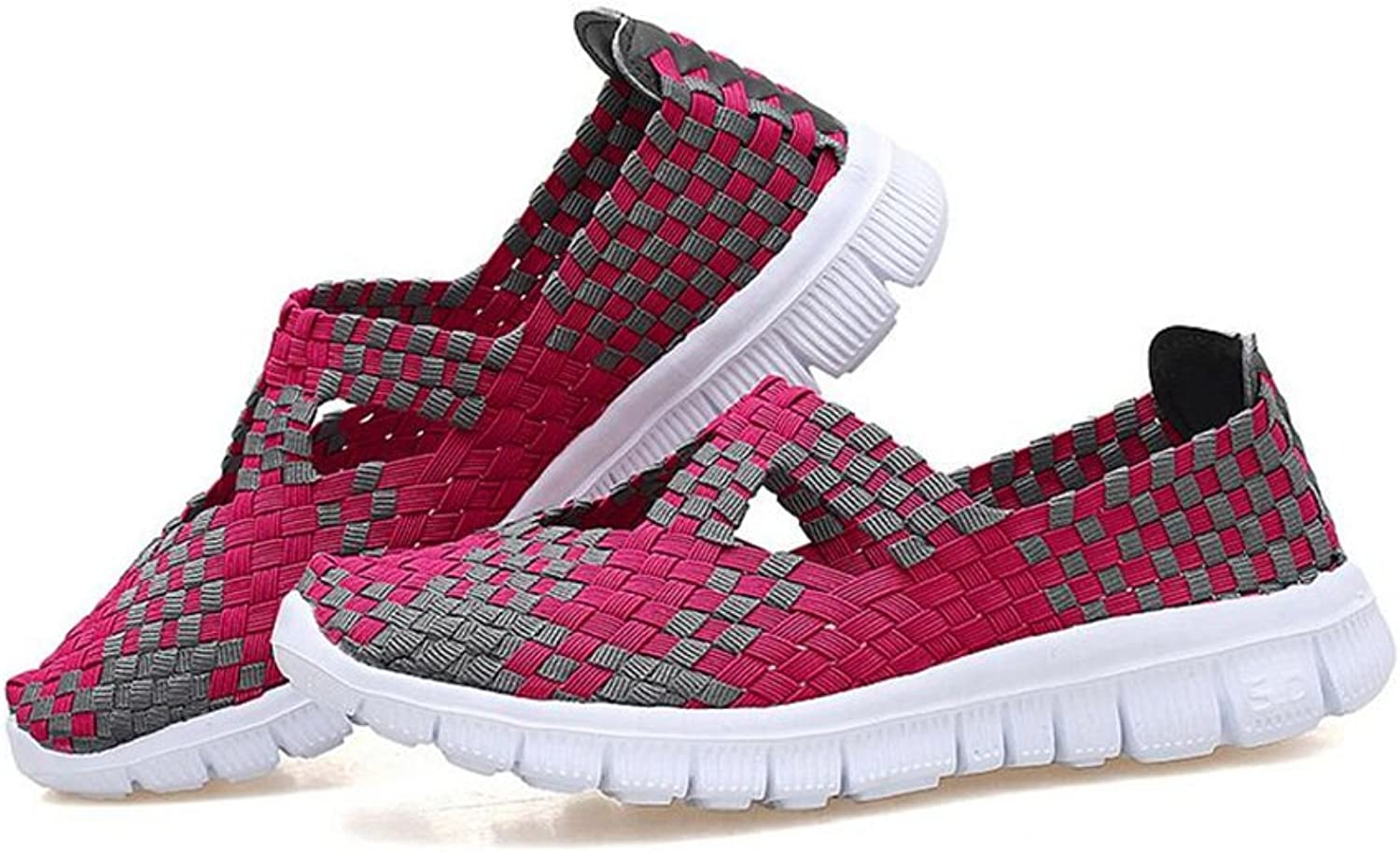 Unyielding1 Woven Elastic shoes, Rocking shoes, Mary Jane shoes
