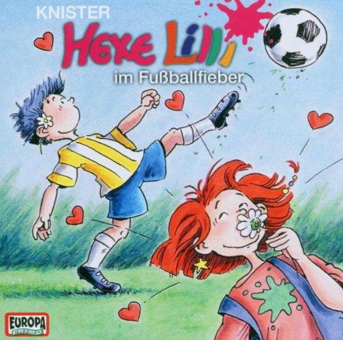 Hexe Lilli 10 im Fußballfieber. CD