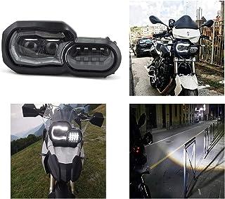 FARO completo LED F650 GS F700GS F800GS y ADV F800R PLUG & PLAY FAROS HOMOLOGADOS FARLAMPS canbus