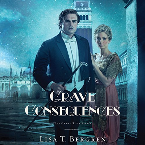 Grave Consequences audiobook cover art