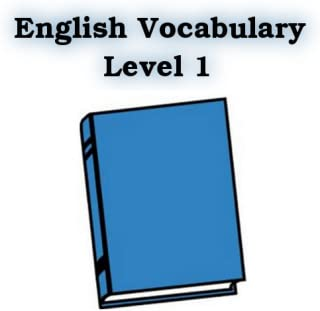 English Vocabulary - Level 1