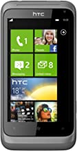 HTC C110E Radar Unlocked Smartphone with Windows Phone OS 7.5, 5MP Camera, Touchscreen, Wi-Fi, GPS--No Warranty (Metal Silver)