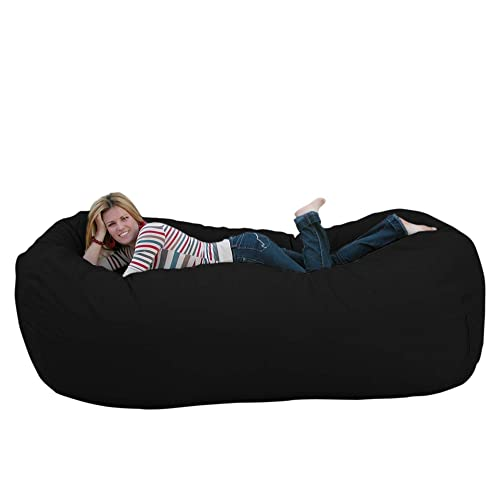 Marvelous Huge Bean Bag Amazon Com Forskolin Free Trial Chair Design Images Forskolin Free Trialorg