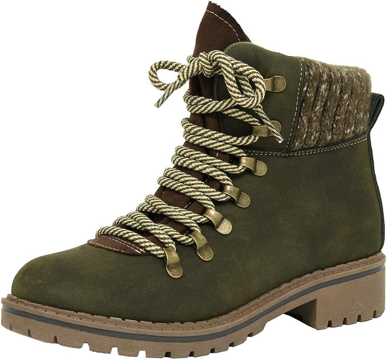 Dunes Women's Tucker Hiker Boot