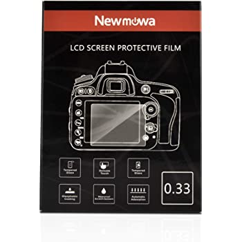 "3/"" 5 Pack Camera LCD Screen Protector Film For Olympus OM-D E-M10"