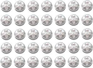 60 Stuks Ballonverlichting, Mini led Verlichting Ballonnen Lantaarns Lichten, Geschikt voor Thuis Bruiloft Feestdecoratie...