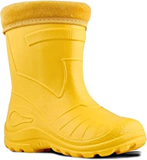 Amazon.co.uk: Girls' Boots - Yellow