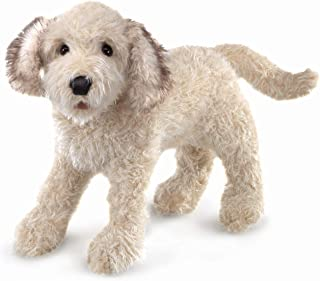 Folkmanis Labradoodle Hand Puppet, One Size, Multi